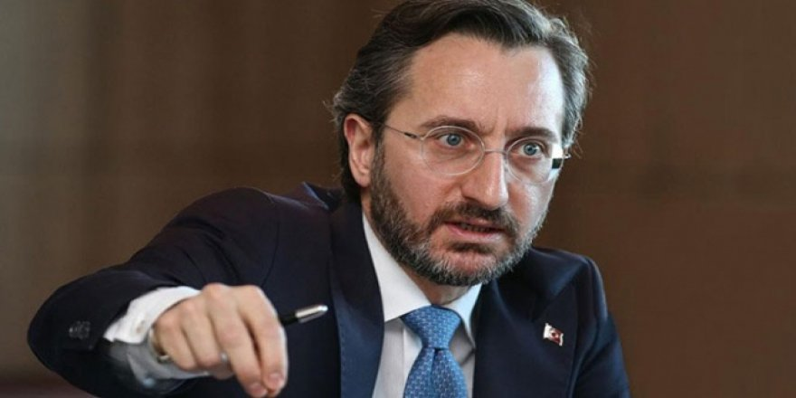Fahrettin Altun'dan Azerbaycan çağrısı