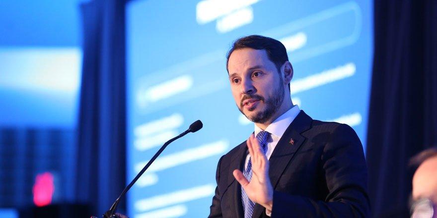 Bakan Albayrak: Finansal istikrar modelini kısa sürede hayata geçireceğiz!