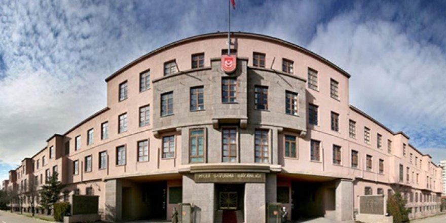 MSB'den Ermenistan açıklaması