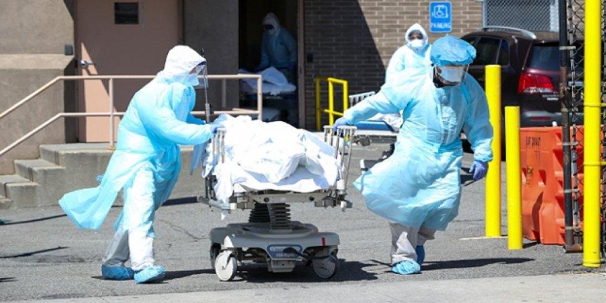 ABD'de koronavirüsten ölenlerin sayısı 210 bini geçti