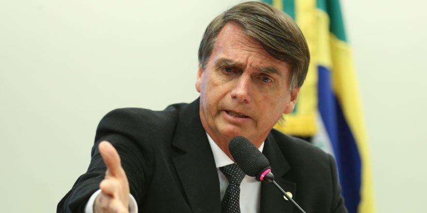 Brezilya Devlet Başkanı Bolsonaro'dan Joe Biden'ın sözlerine tepki!
