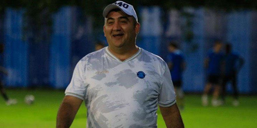 Adana Demirspor Teknik Direktörü Ümit Özat derbi öncesi iddialı konuştu!