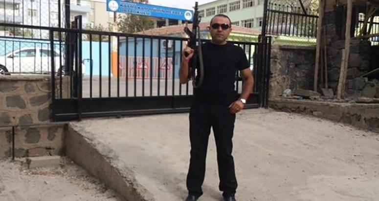PKK'lıların kaçırdığı polis kurtarıldı