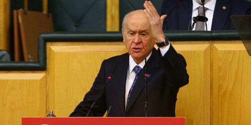 MHP lideri Devlet Bahçeli'den Kılıçdaroğlu'na erken seçim yanıtı!