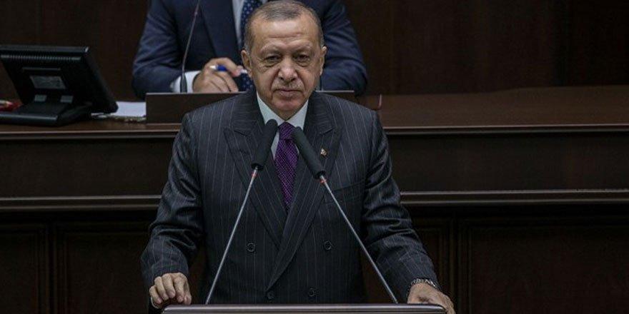 Cumhurbaşkanı Erdoğan: Işıklar yanıyor paylaşımı talihsiz bir paylaşımdı!