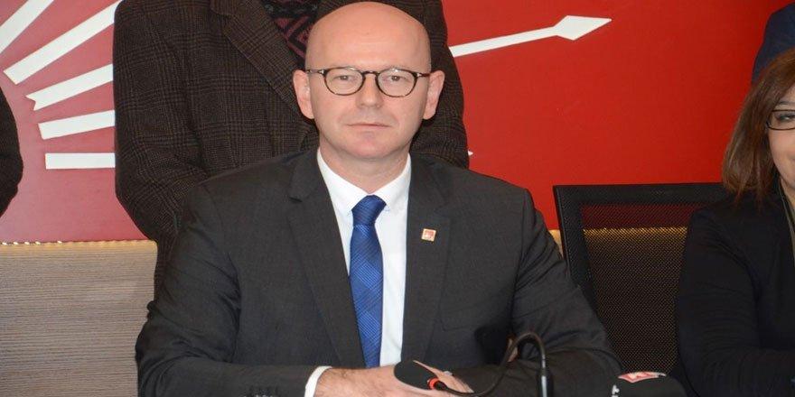 CHP Balıkesir İl Başkanı Serkan Sarı HDP sözcüsü çıktı!