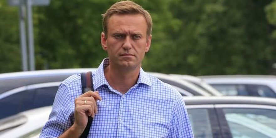 AB'den Rusya'ya üst düzey Navalny yaptırımı