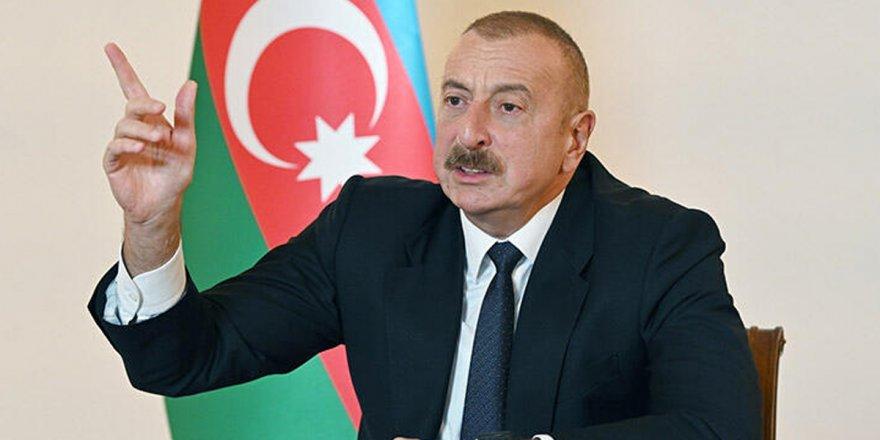 Aliyev'den Karabağ açıklaması: Türkiye Azerbaycan'a üs kurabilir