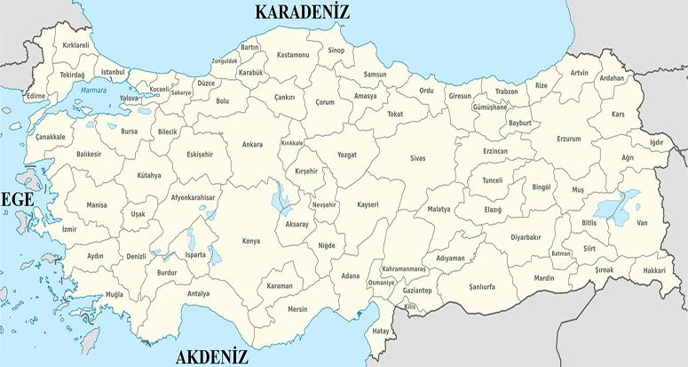 PKK'nın Hedefindeki 7 il