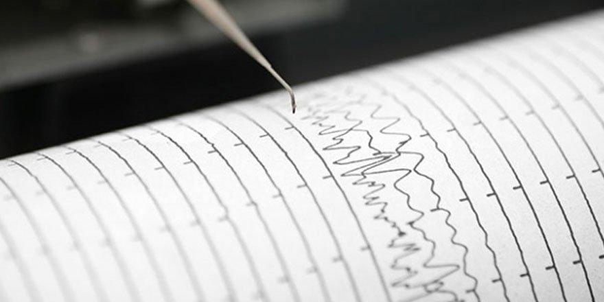 Ege Denizi'nde 4,3 büyüklüğünde deprem meydana geldi!