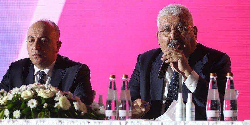 MHP Genel Başkan Yardımcısı Yalçın partisinin Antalya İl Kongresi'nde konuştu!