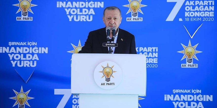 Cumhurbaşkanı Erdoğan'dan Minsk üçlüsüne sert tepki!