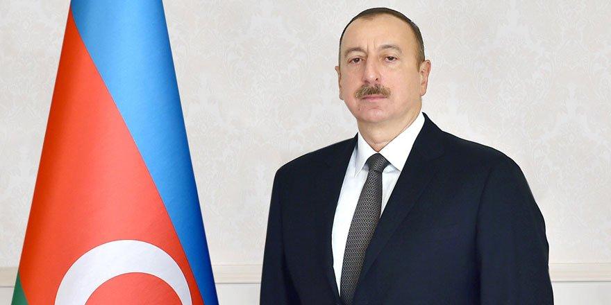 Azerbaycan Cumhurbaşkanı Aliyev müjdeyi duyurdu! Hudaferin Köprüsü kurtarıldı