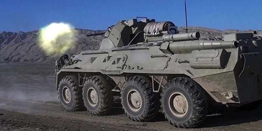 Azerbaycan, Ermenistan'ın saldırılarına misliyle karşılık veriyor