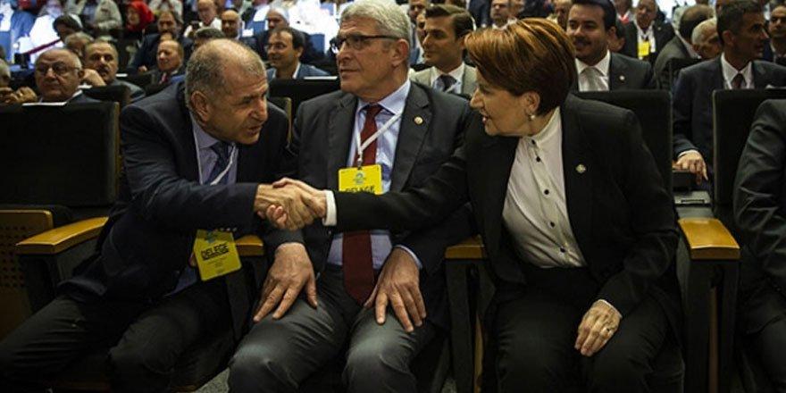 İyi Parti lideri Meral Akşener, Ümit Özdağ'a yanıt verdi! FETÖ'cü tartışması büyüyor