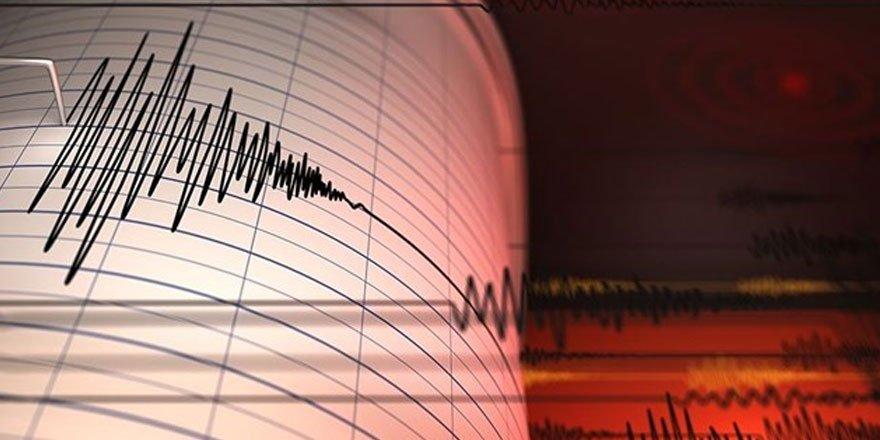 Van'da 3,7 büyüklüğünde deprem