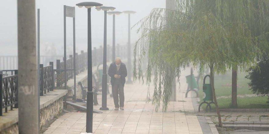 Meteoroloji'den sis uyarısı!