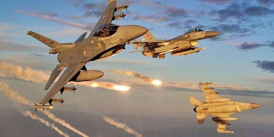 Irak'ın kuzeyinde 3 PKK'lı terörist etkisiz hale getirildi!