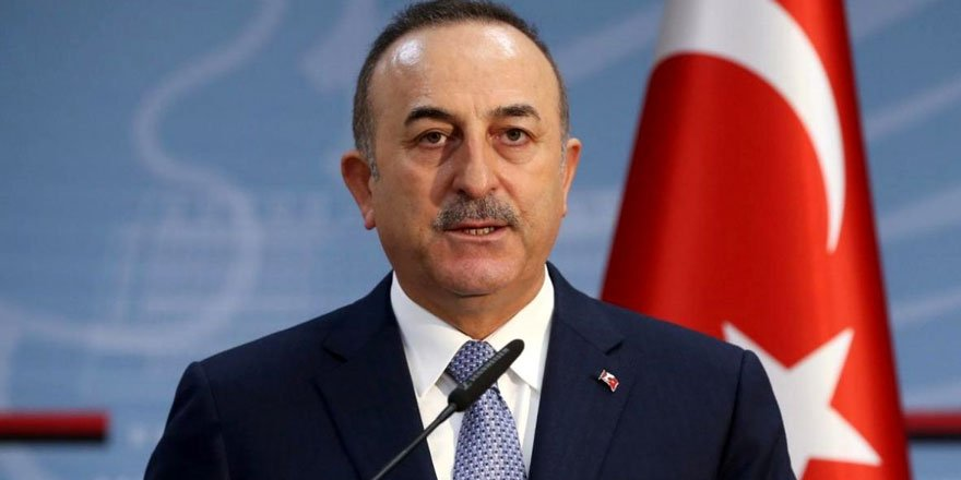 Bakan Çavuşoğlu: Avrupa'nın ezik ırkçıları yine kendini gösterdi