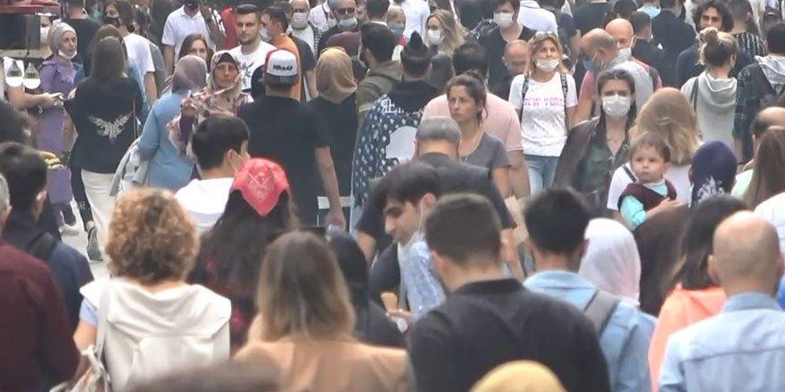İstanbul'da vakalar böyle artıyor