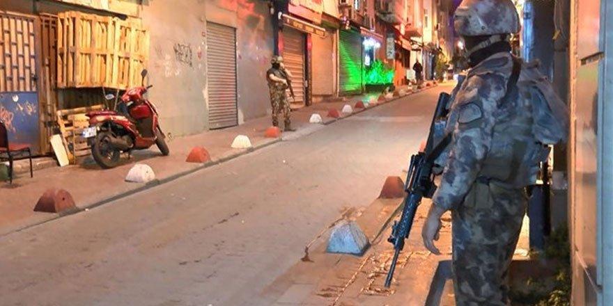 İstanbul'da yasa dışı bahis operasyonu