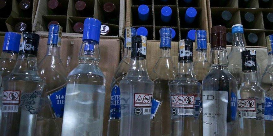 Sahte içkiden ölenlerin sayısı 83'e yükseldi