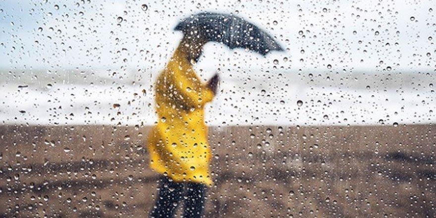 Yurt genelinde hava serin ve yağışlı olacak