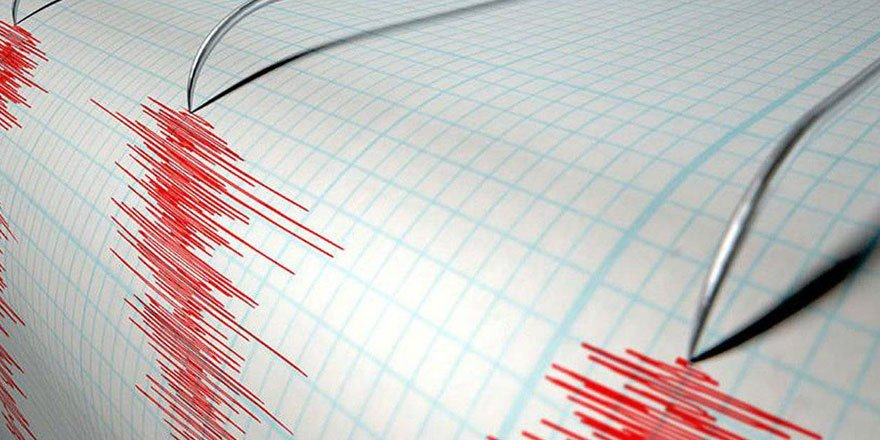 Erzincan'da 4,3 büyüklüğünde deprem meydana geldi!
