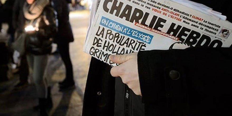 Charlie Hebdo yetkililerine soruşturma