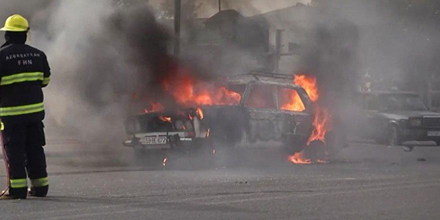 Ermenistan Berde'ye saldırdı!