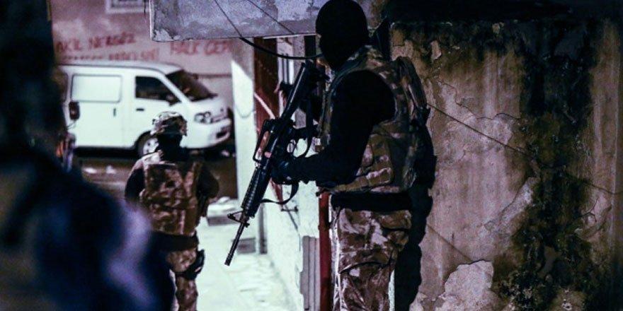 DHKP-C'nin ana yapılanmasına operasyon: 93 gözaltı