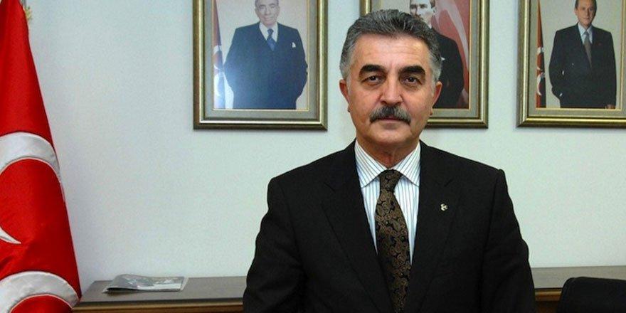 MHP'li Büyükataman'dan Davutoğlu'nun sözlerine sert tepki!