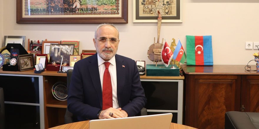 Yalçın Topçu: Aklımız fikrimiz işgalci Ermenistan askerlerini 'it kovar gibi kovalayan' kahraman evlatlarımızla
