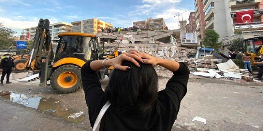 İzmir'de artçı sarsıntılar sürüyor