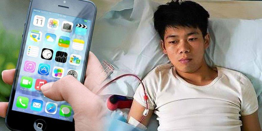iPhone için böbreğini satan genç yatağa mahkum oldu