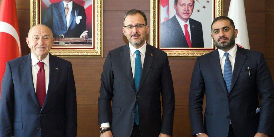 Bakan Kasapoğlu duyurdu: Süper Lig'de yayın krizi çözüldü