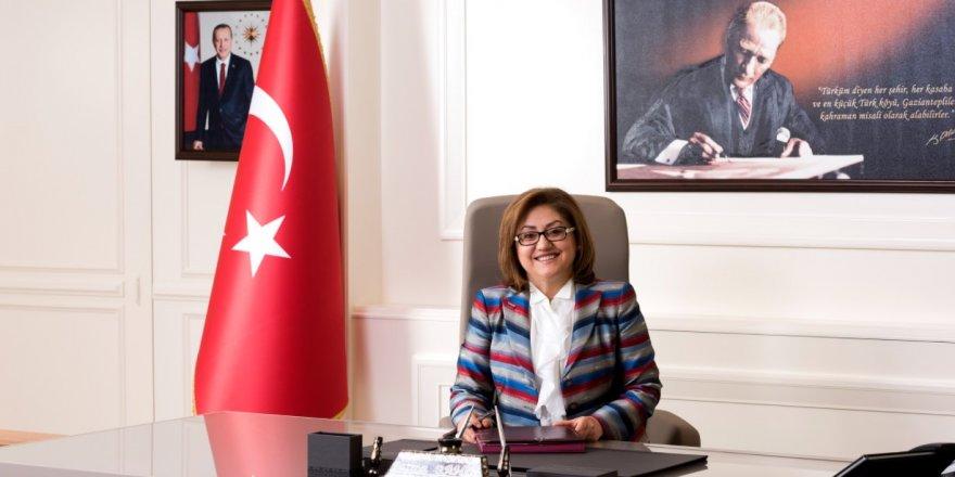 Gaziantep Büyükşehir Belediye Başkanı Fatma Şahin'den yüzde 50 indirim müjdesi!