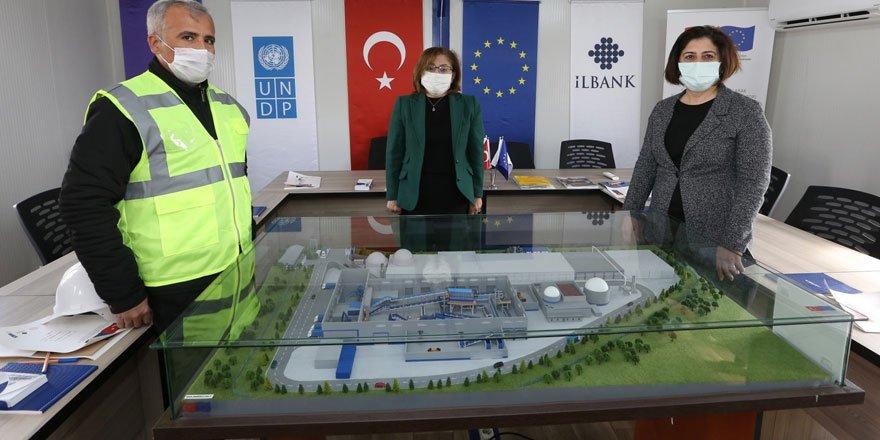 Gaziantep Büyükşehir çevreci yatırımlarıyla temiz yarınlar hedefliyor!