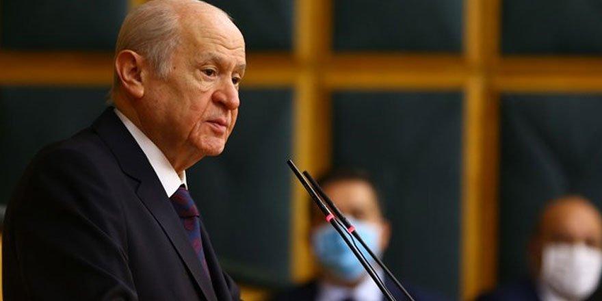 Bahçeli'den İBB Başkanı İmamoğlu'na tepki