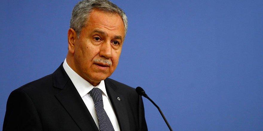 Cumhurbaşkanlığı Yüksek İstişare Kurulu üyesi Bülent Arınç istifa ettiğini duyurdu!