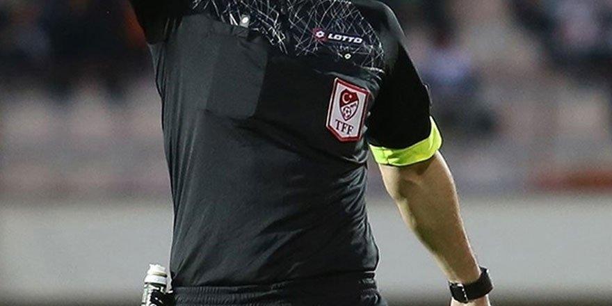 Beşiktaş- Fenerbahçe derbisinin hakemi belli oldu!