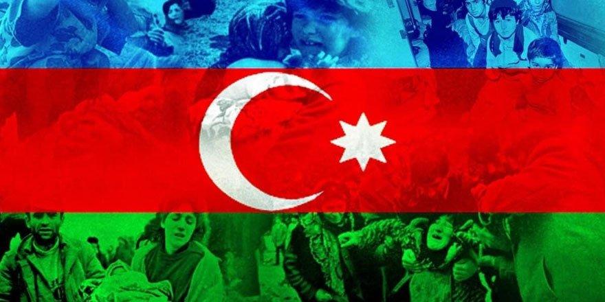 Ermenilerin Hocalı'da gerçekleştirdikleri soykırım film oluyor!