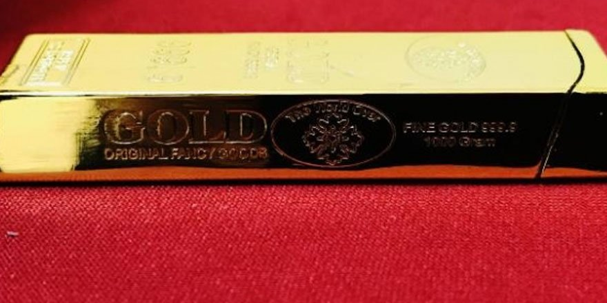 Cezaevinden izinli çıktı, sarı çakmağı altın diye sattı