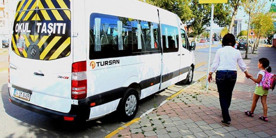 İstanbul'da okul servis ücretlerine yeni düzenleme