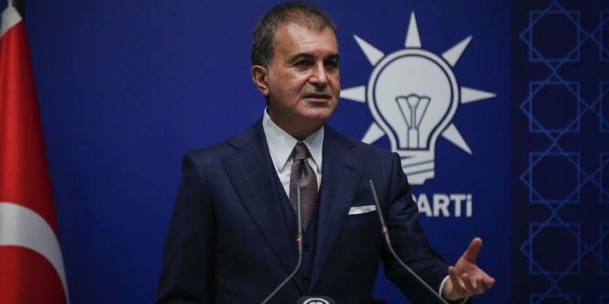 AK Partili Çelik'ten CHP'li Başarır'a tepki
