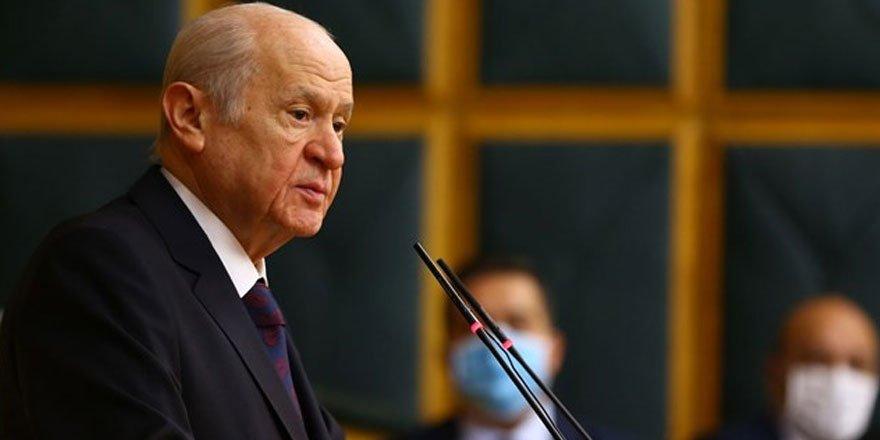 MHP Genel Başkanı Bahçeli'den CHP'li Başarır'a tepki