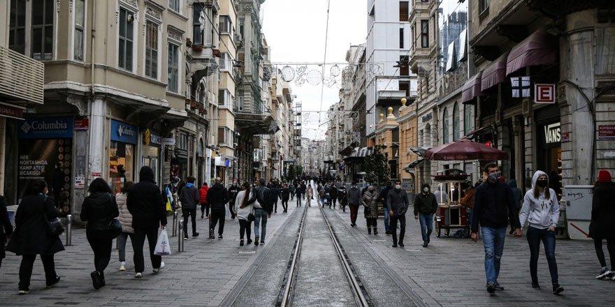 İstiklal Caddesi'ne 7 bin kişi giriş yapabilecek