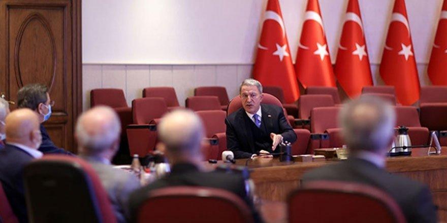 Akar: Türk-Rus Ortak Merkezi'nin inşaatı yapılıyor