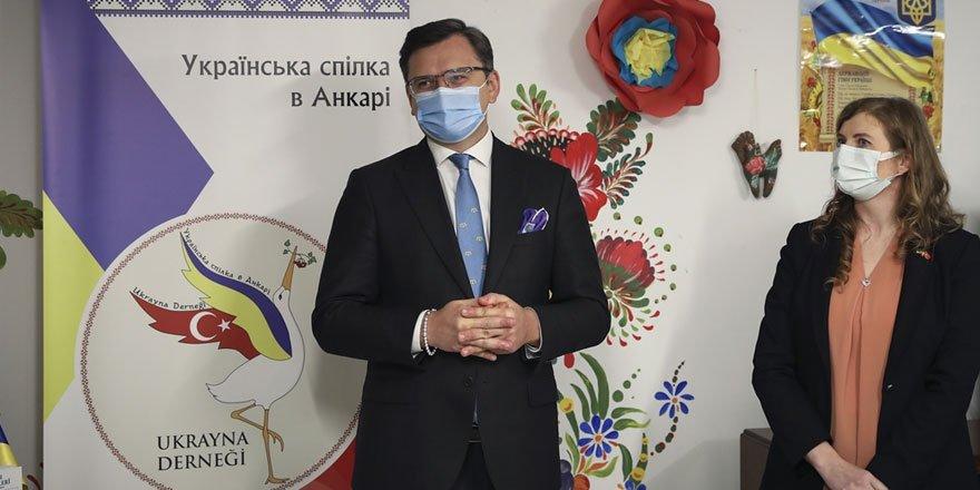 Ukrayna Dışişleri Bakanı Kuleba: Bayraktar SİHA'larının alımıyla gerçekten ilgileniyoruz!