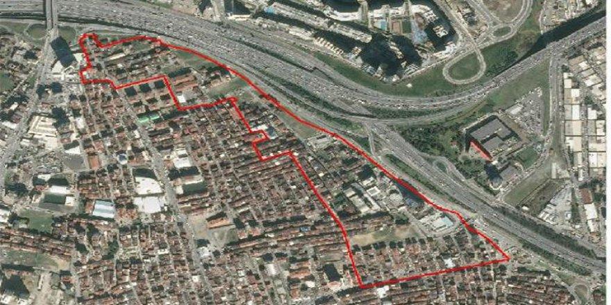 İstanbul'da  Bağcılar'da Göztepe Mahallesi riskli alan ilan edildi